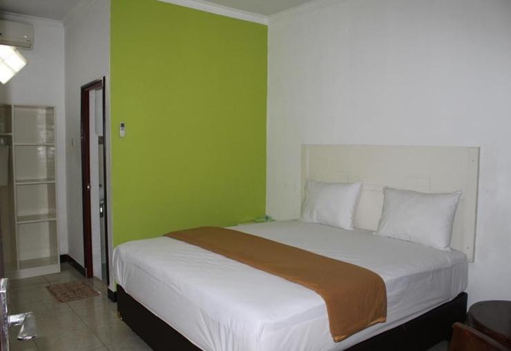 Omega Hotel Lombok Lombok - Room