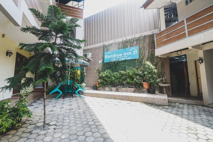 Bamboe Inn 2 Homestay Bandar Lampung - Exterior