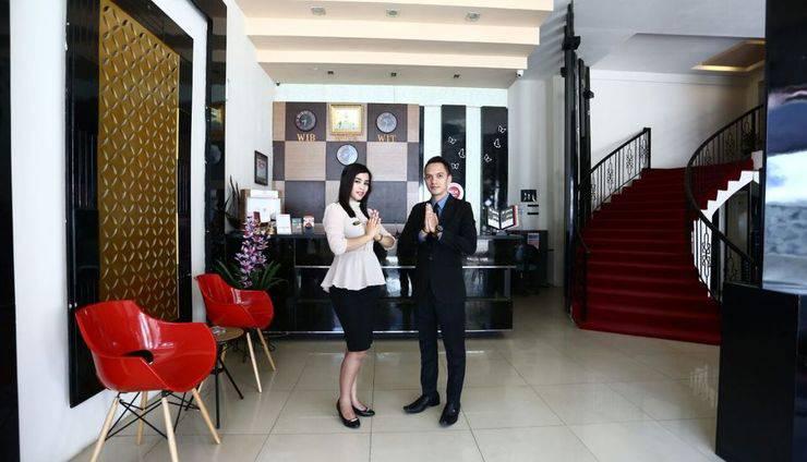 Hotel Mangga Dua Makassar - Front Office