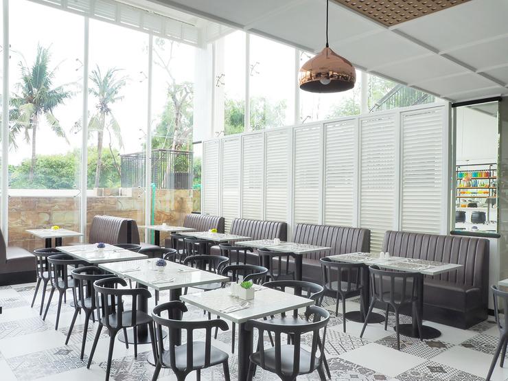d'primahotel Airport Jakarta 2 Tangerang - walea restaurant