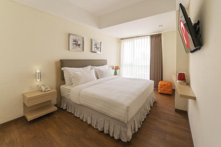 d'primahotel Airport Jakarta 2 Tangerang - superior room