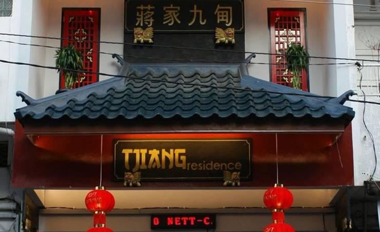 Tjiang Residence Semarang - Eksterior