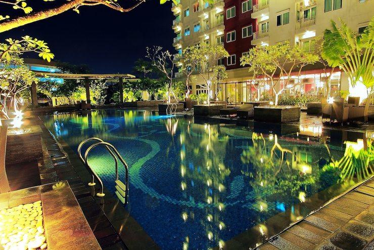 Solo Paragon Hotel Solo - Outdoor Pool