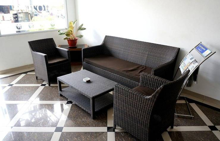Hotel Surya Jambi Jambi - Ruang tamu