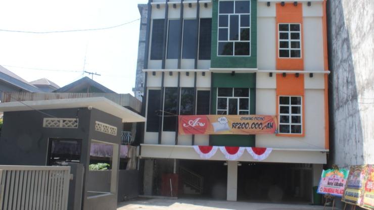 Hotel Alibaba Banjarmasin - Bangunan