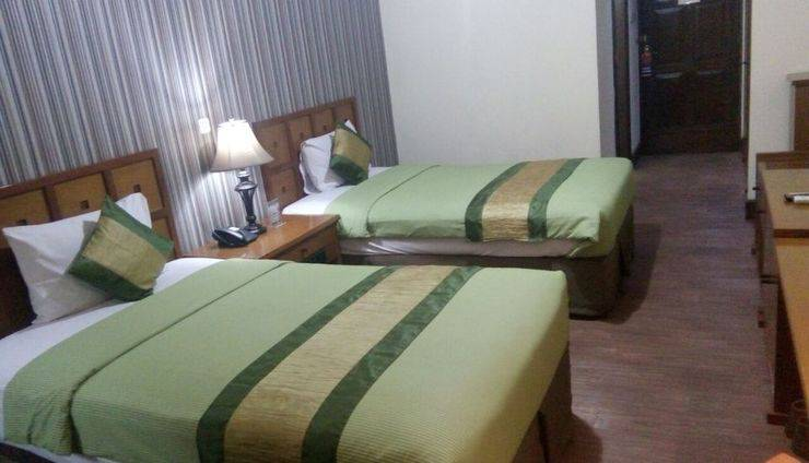 Sawunggaling Hotel Bandung - Kamar Deluxe
