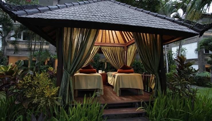 Hotel Vila Lumbung Seminyak - Gazebo Spa