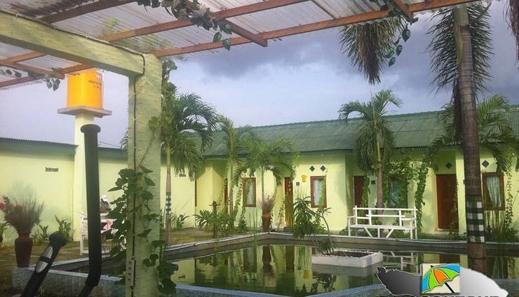 Bali Contour Bali - Halaman Hotel