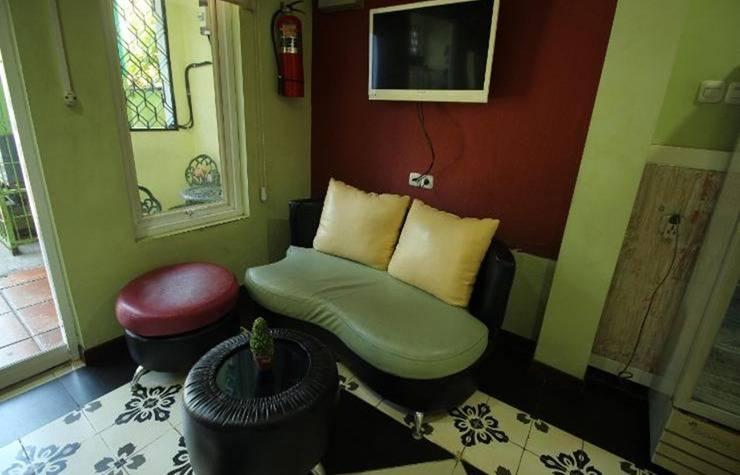 O Green Hotel Padang - Interior