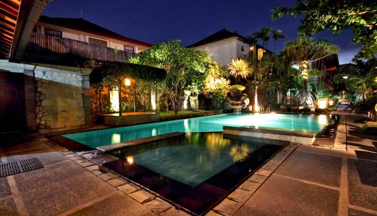 Adi Dharma Cottages Bali - Kolam Renang