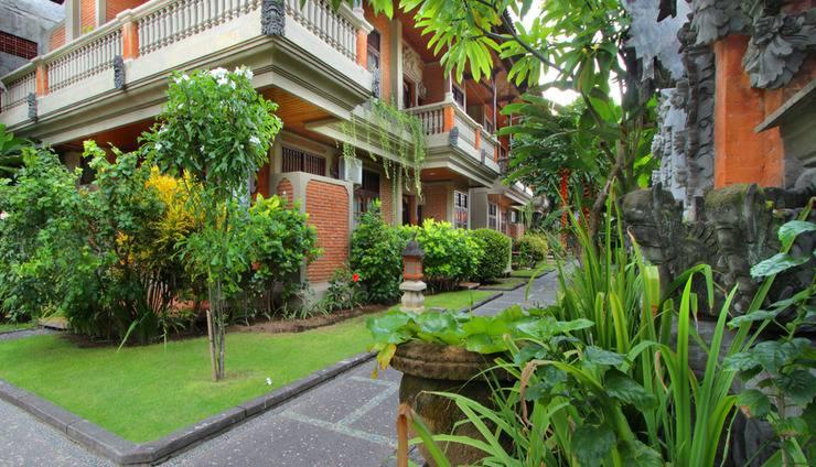 Adi Dharma Cottages Bali - Taman