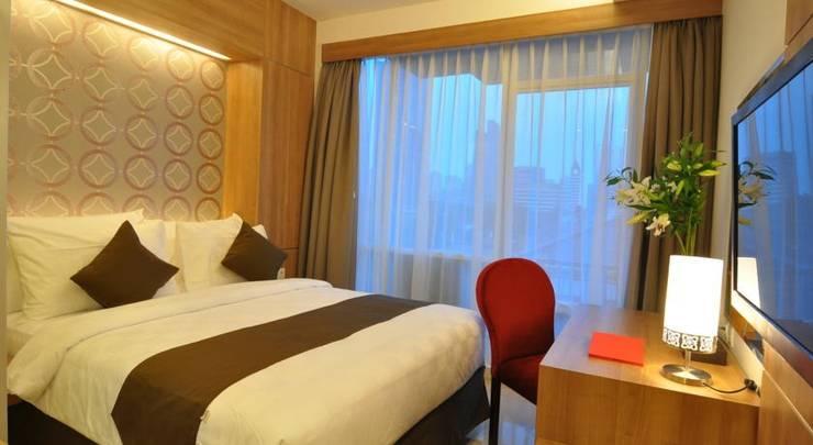 GP Mega Kuningan Hotel Jakarta - Kamar tamu