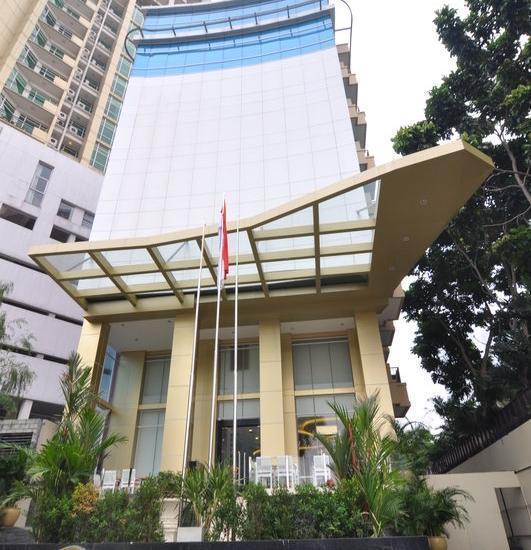 GP Mega Kuningan Hotel Jakarta - Eksterior
