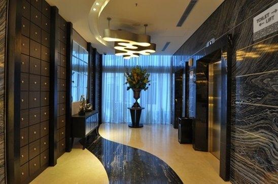 GP Mega Kuningan Hotel Jakarta - Koridor