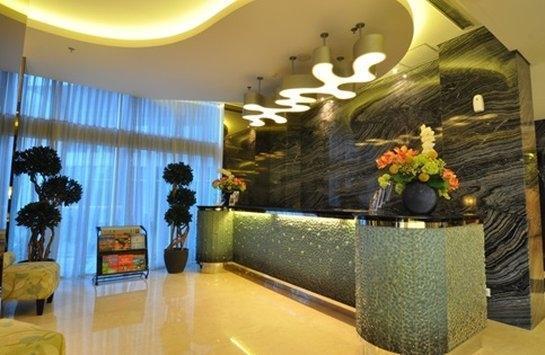 GP Mega Kuningan Hotel Jakarta - Lobi