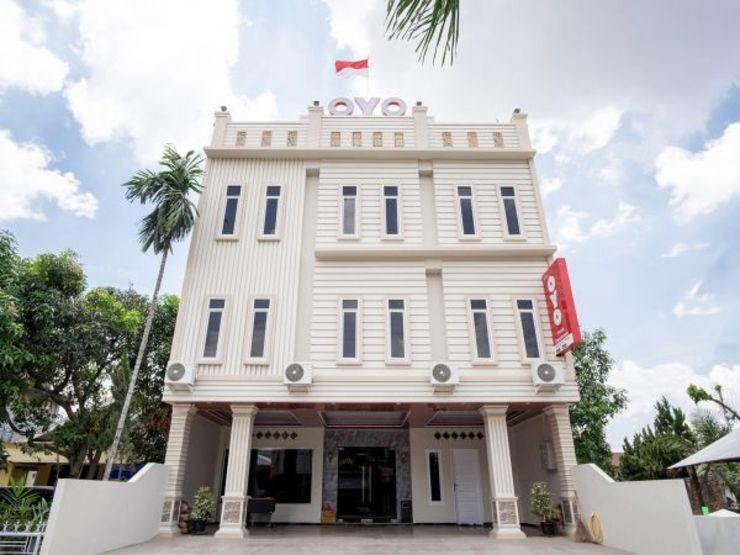 OYO 621 Vania Residence Medan - Facade