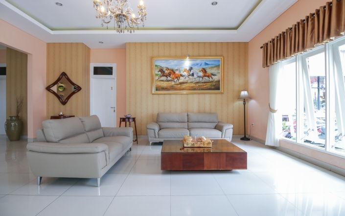 Kuwera Inn Hotel Bandung - Lobby
