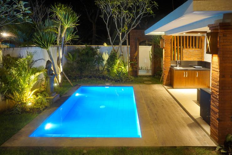 Umamani Villa Bali Bali - Swimming Pool