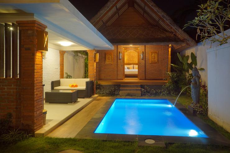 Umamani Villa Bali Bali - Facade