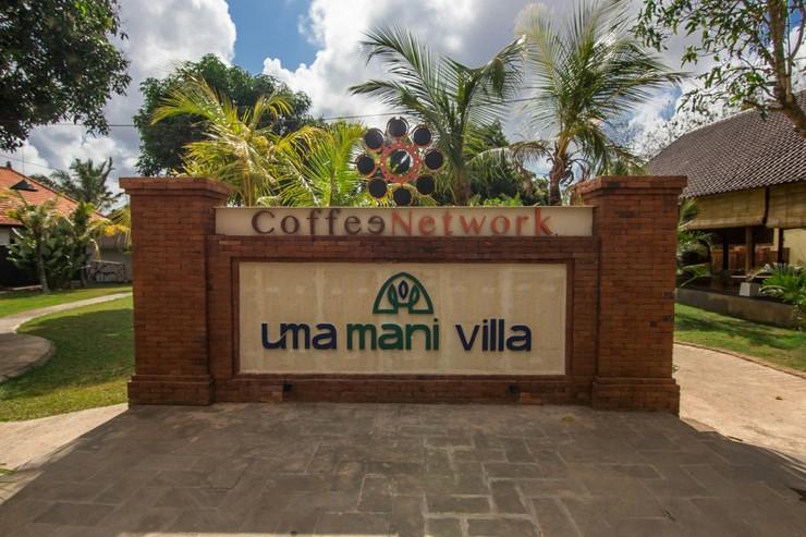 Uma Mani Villa Bali Bali - pathway