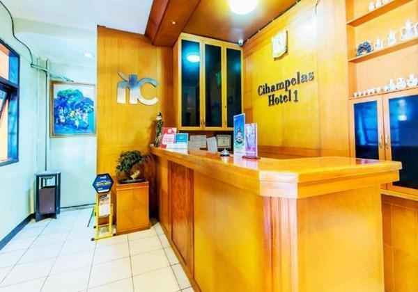 Hotel Cihampelas 1 Bandung - Front Desk