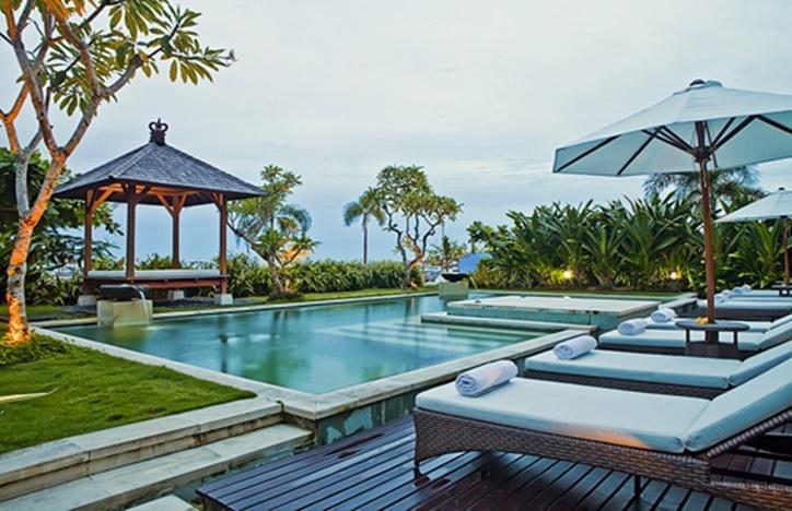 The Segara Condotel Bali - Kolam Renang