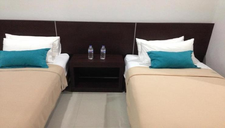 Asera Guest House Makassar - Bedroom