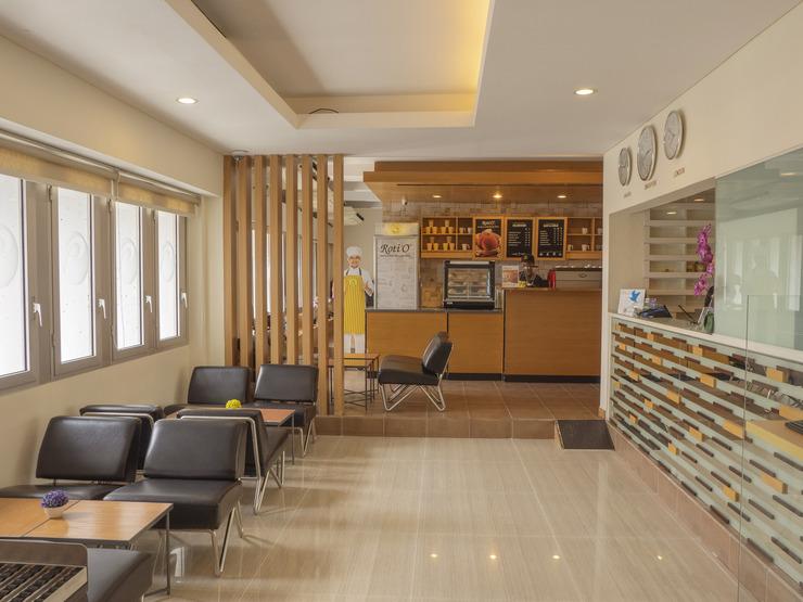 d'primahotel Airport Jakarta IA - lobby
