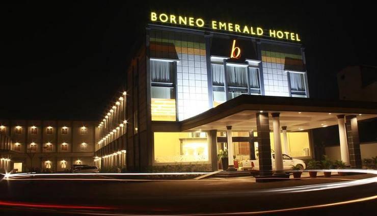 Borneo Emerald Hotel Ketapang -