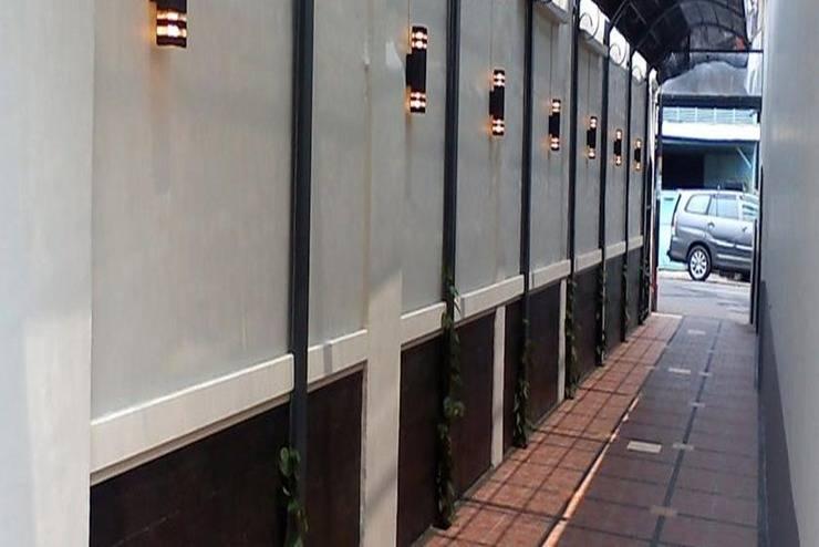 Hotel Djagalan Raya Surabaya - Koridor