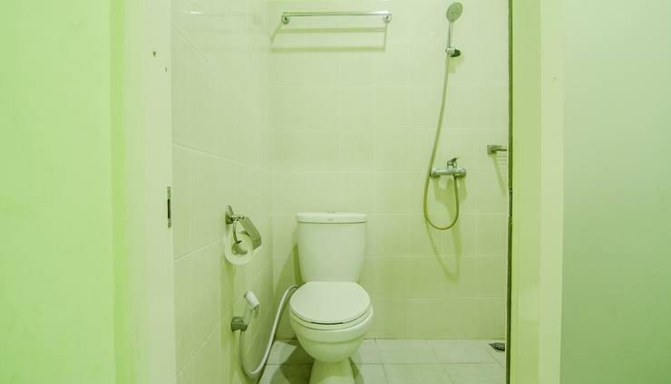 Hotel Djagalan Raya Surabaya - Kamar mandi superior