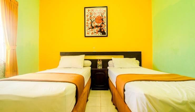 Hotel Djagalan Raya Surabaya - Superior Twin