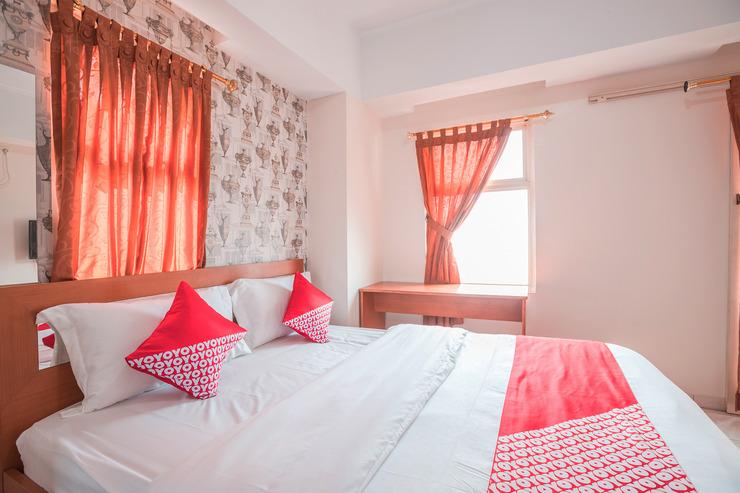 OYO 670 Margonda Residence 1 dan 2 Depok - Bed Room