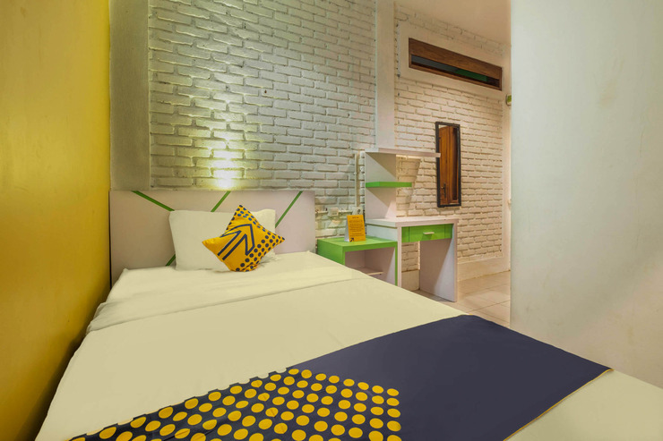 SPOT ON 2080 Rumah Kita Residence Tasikmalaya - Bedroom