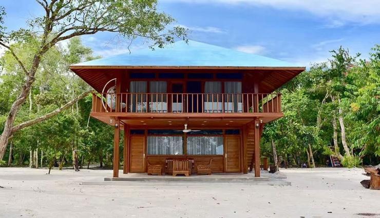 Leebong Island Resort Belitung - Exterior