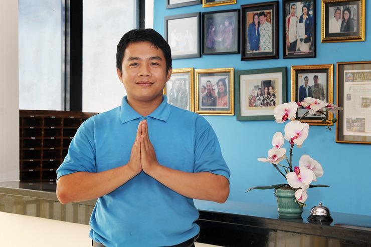 Airy Syariah Kebayoran Lama Persatuan 13 Jakarta Jakarta - Receptionist