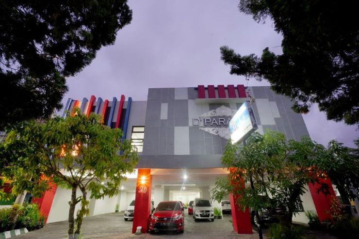 D'Paragon Songgolangit Malang - Exterior