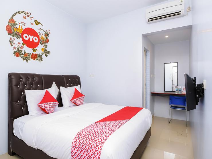 OYO 632 Hotel Mulana Banda Aceh - Bedroom