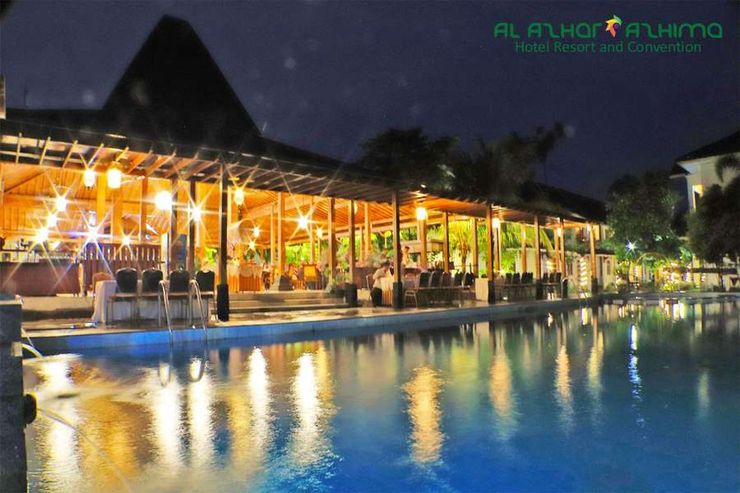 Azhima Resort and Convention Boyolali - PENDOPO NIGHT