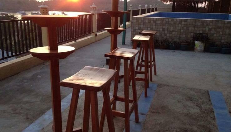 Mawar Hotel Labuan Bajo Flores -  Sunset