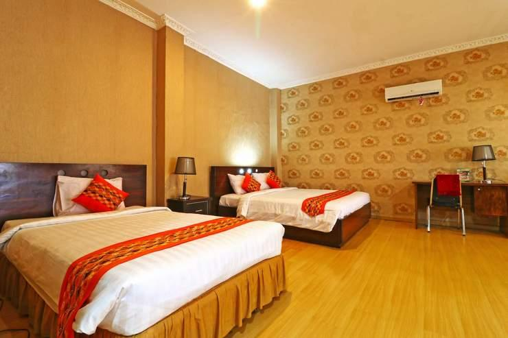 Edotel Syariah Banjarmasin - Bedroom