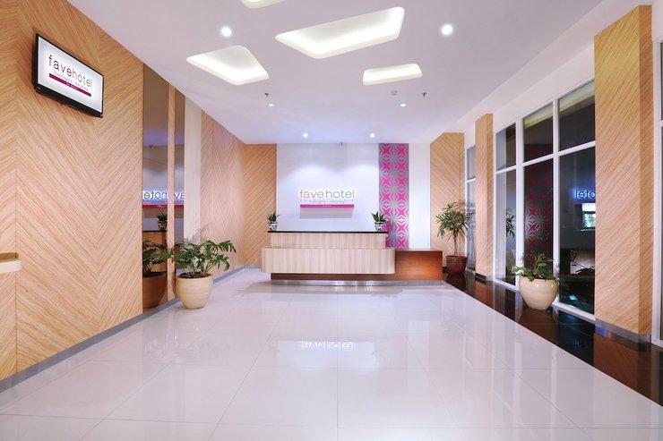favehotel Diponegoro - Reception