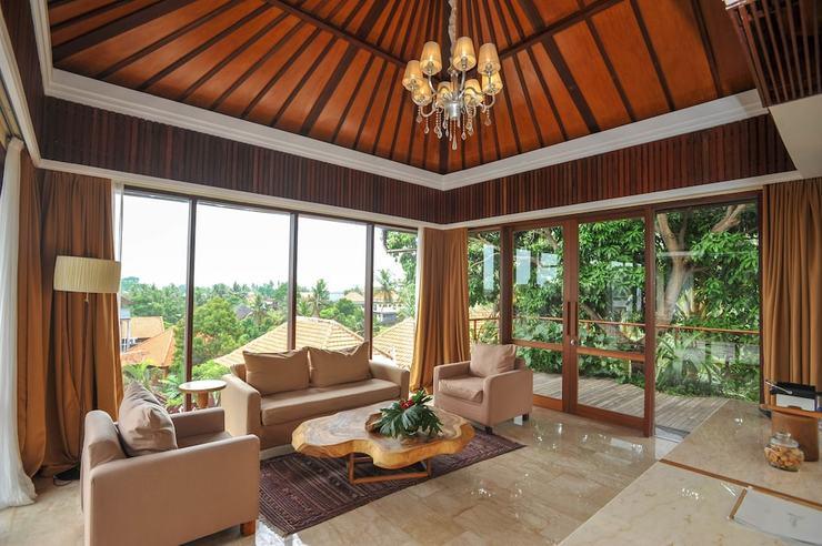 Komaneka at Rasa Sayang Bali - Living Room