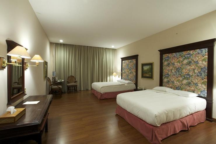 Javana Spa & Resort Sukabumi - Deluxe Twin Room