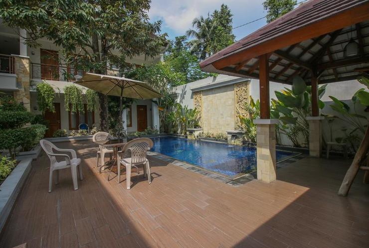 Airy Syariah Mlati Magelang KM 5.5 Yogyakarta - Swimming Pool