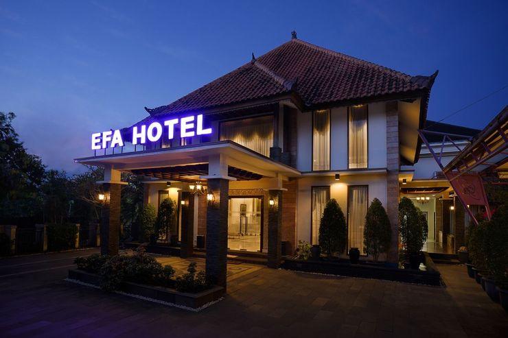 Efa Hotel Banjarmasin - Exterior
