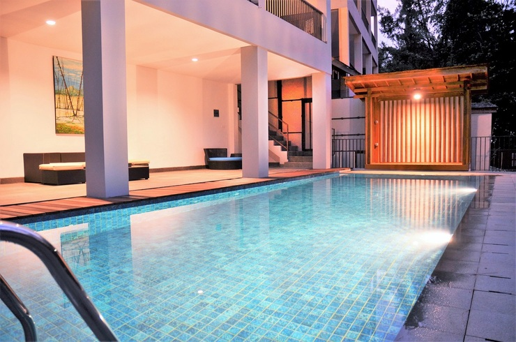 6 Br Hill View Villa With A Private Pool 3 Bandung Booking Murah Mulai Rp6 370 000