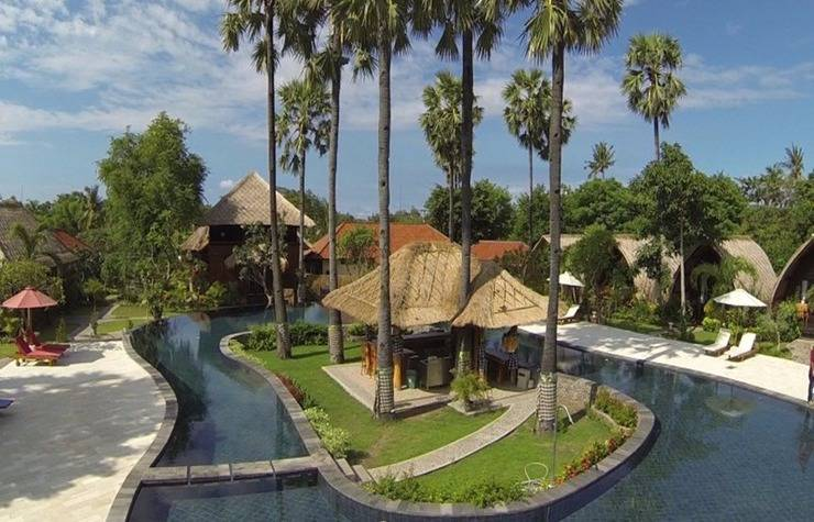 Kinaara Resort & Spa Bali - Eksterior