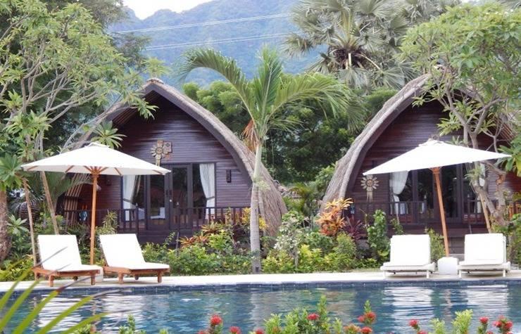 Kinaara Resort & Spa Bali - Kolam Renang