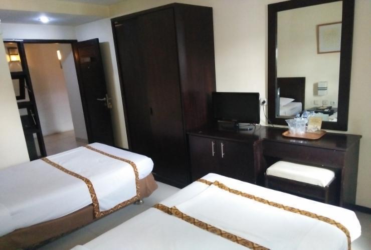 Jatinangor Hotel & Restaurant Sumedang - Standard Twin